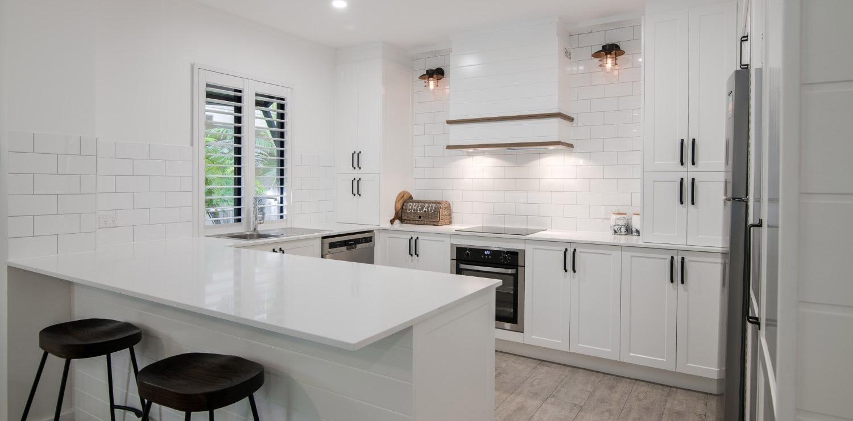two-bedroom-kitchen | Bella Casa Noosa