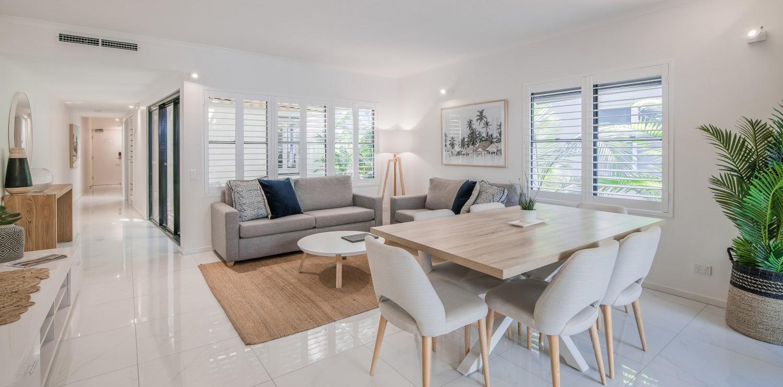 two-bedroom-living2   Bella Casa Noosa