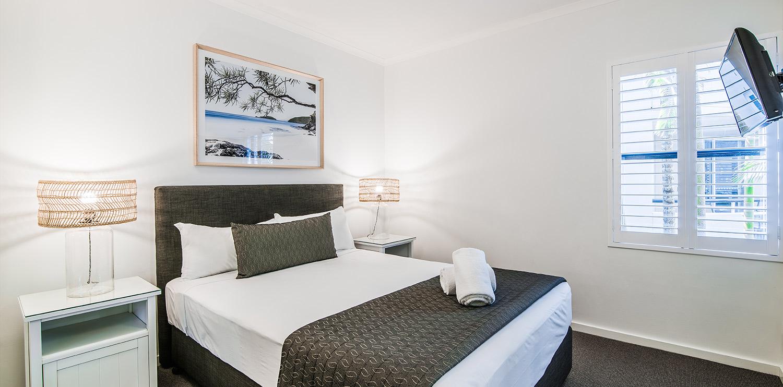 two-bedroom-master2   Bella Casa Noosa