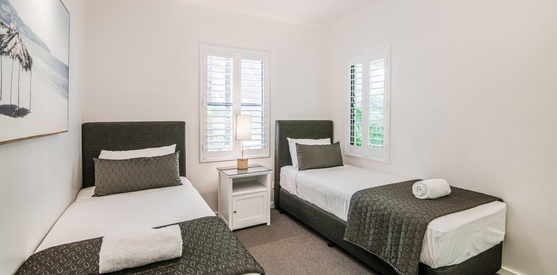 two-bedroom-twin | Bella Casa Noosa